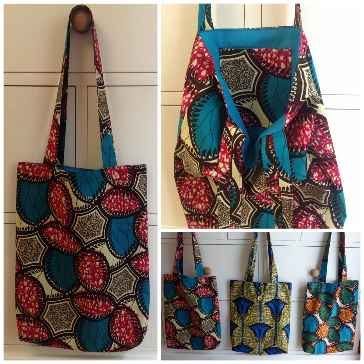 5ee3cd3ad African print tote bags   Sophie Kingo Blogs
