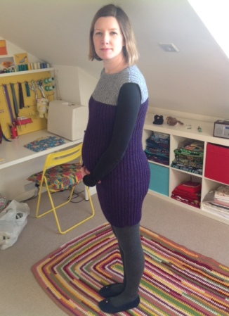 knitted dress 3